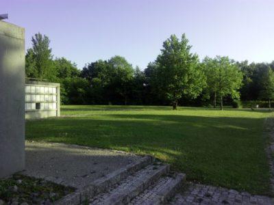 Alte Urnenmauer